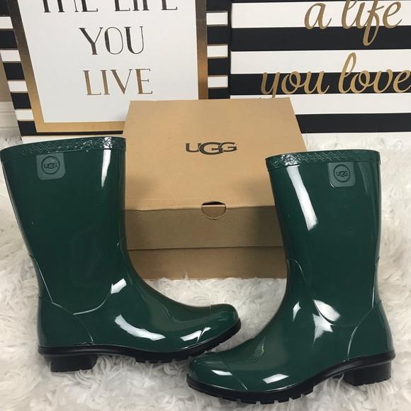 2bfa203eca6 BRAND NEW UGG rain boots in 2019 My Posh Picks Rain boots Boots